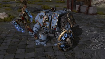 Screenshot4 - Warhammer 40,000: Sanctus Reach - Legacy of the Weirdboy