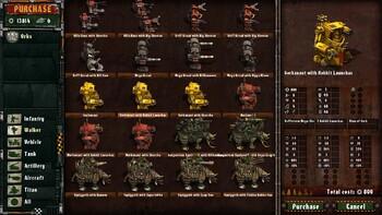 Screenshot3 - Warhammer 40,000: Armageddon - Da Orks