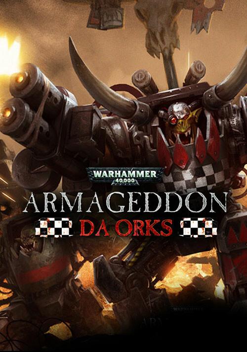 Warhammer 40,000: Armageddon - Da Orks - Cover