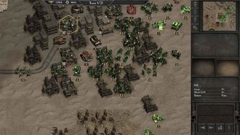 Screenshot7 - Warhammer 40,000: Armageddon - Vulkan's Wrath