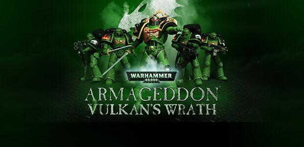 Warhammer 40,000: Armageddon - Vulkan's Wrath - Cover / Packshot