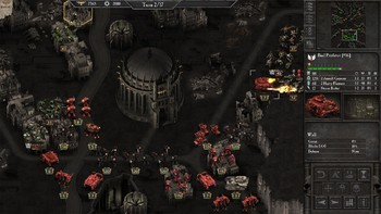 Screenshot1 - Warhammer 40,000: Armageddon - Angels of Death