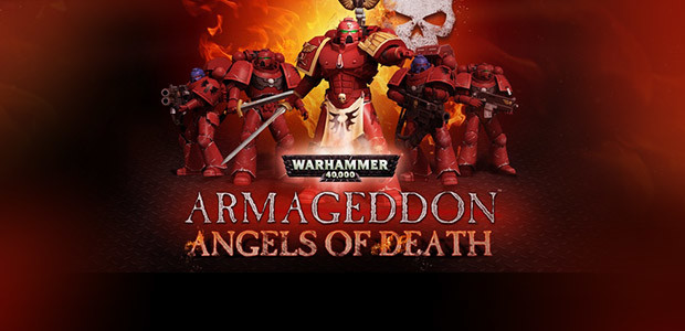 Warhammer 40,000: Armageddon - Angels of Death - Cover / Packshot