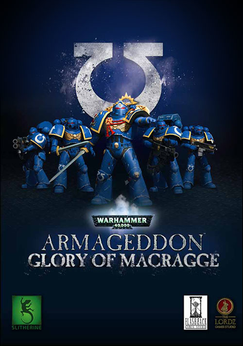 Warhammer 40,000: Armageddon - Glory of Macragge - Cover / Packshot