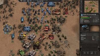 Screenshot3 - Warhammer 40,000: Armageddon - Glory of Macragge