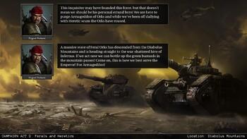 Screenshot10 - Warhammer 40,000: Armageddon - Ork Hunters