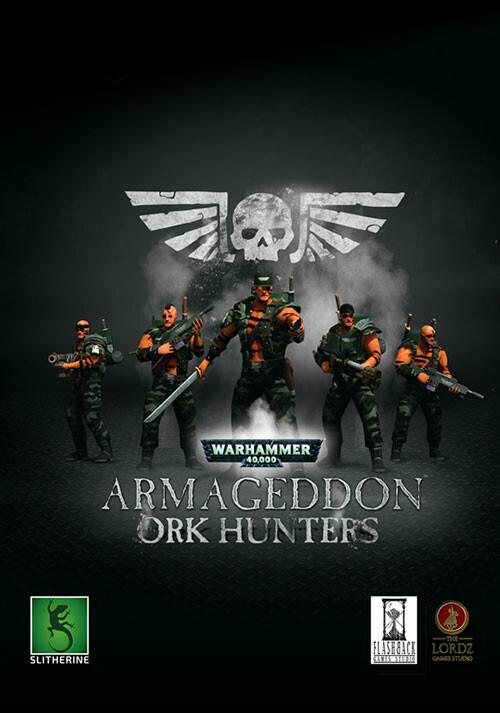 Warhammer 40,000: Armageddon - Ork Hunters - Cover