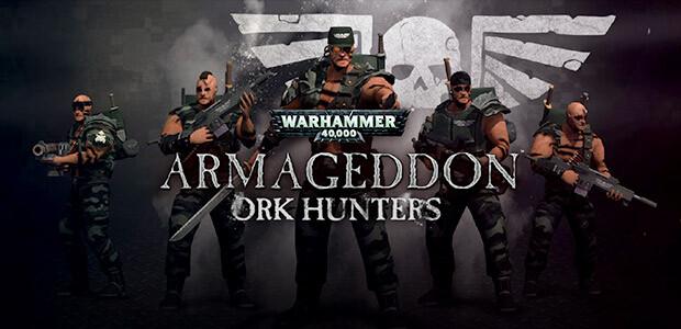 Warhammer 40,000: Armageddon - Ork Hunters - Cover / Packshot