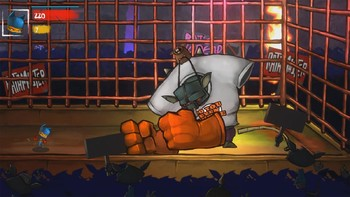 Screenshot1 - Claws of Furry