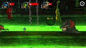 Screenshot2 - Claws of Furry