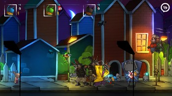 Screenshot3 - Claws of Furry