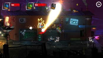 Screenshot4 - Claws of Furry