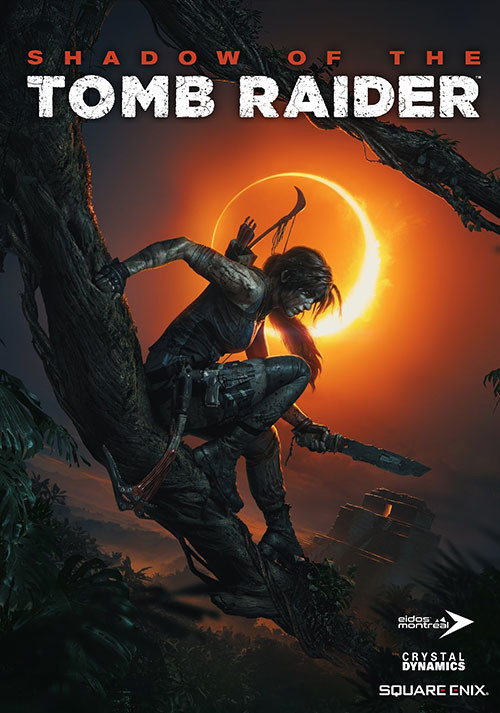 Shadow of the Tomb Raider - Cover