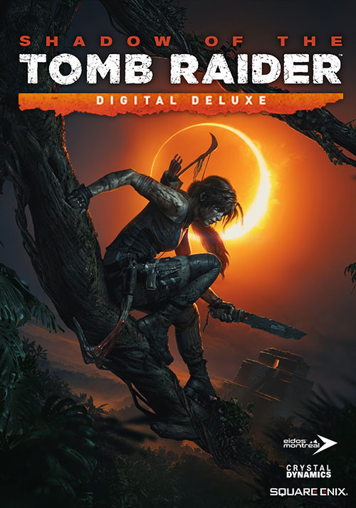 Shadow of the Tomb Raider - Digital Deluxe - Cover