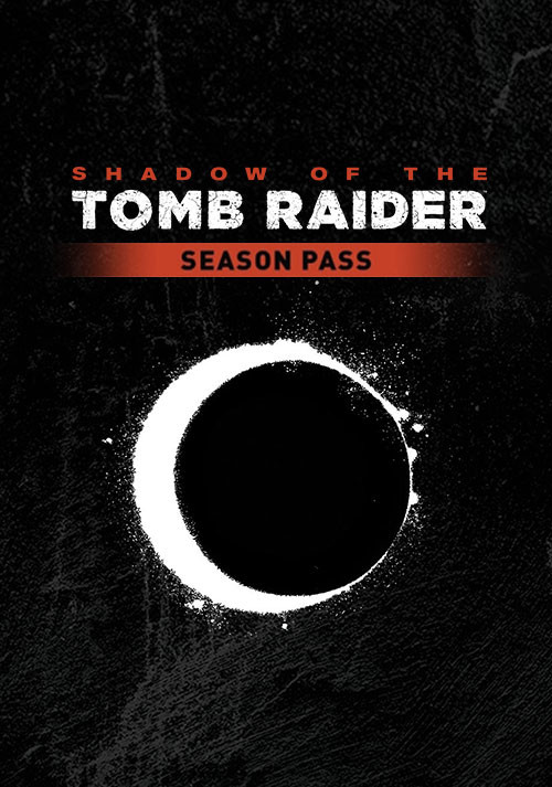Shadow of the Tomb Raider - Season Pass - Cover