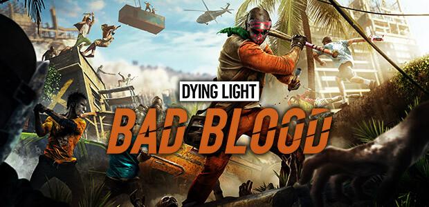 Dying Light: Bad Blood - Cover / Packshot