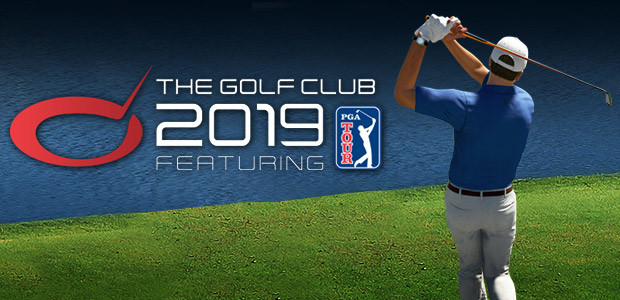 The Golf Club™ 2019 featuring PGA TOUR - Cover / Packshot