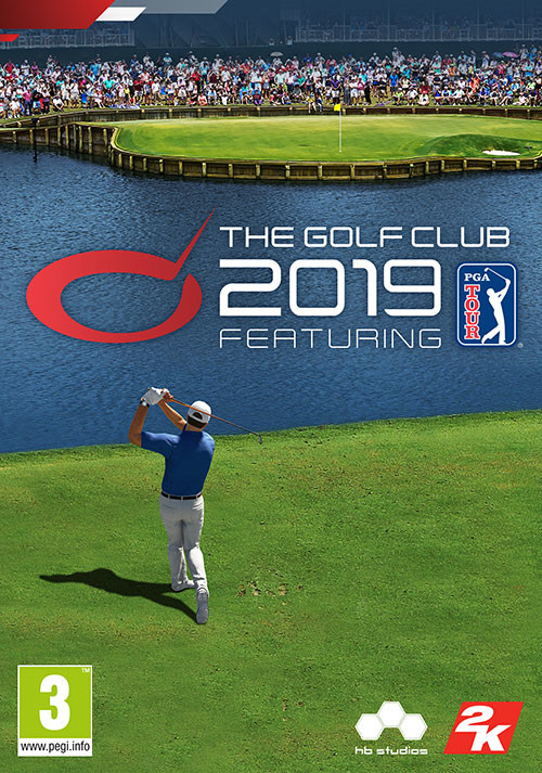 The Golf Club™ 2019 featuring PGA TOUR - Cover