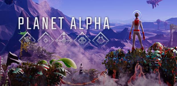 PLANET ALPHA - Cover / Packshot