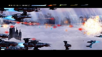 Screenshot1 - Huge Enemy - Worldbreakers