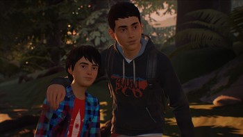 Screenshot1 - Life is Strange 2 - Episode 1