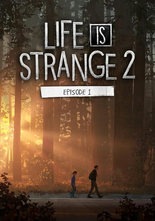 Life is Strange 2 - Episode 1 - Cover / Packshot