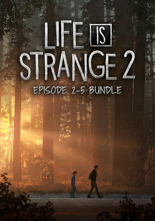 Life is Strange 2 - Episodes 2-5 bundle - Cover