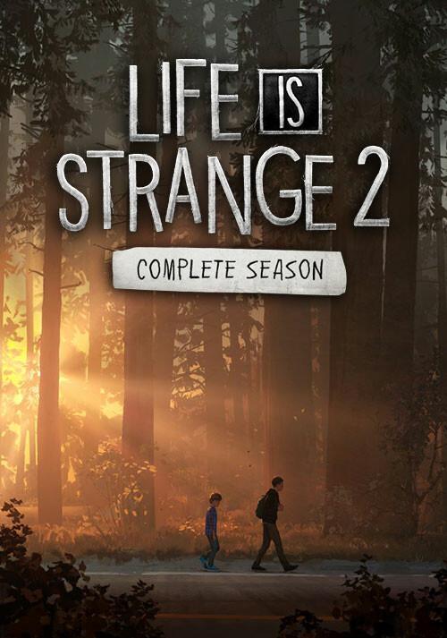 Life is Strange 2 - Complete Season - Cover