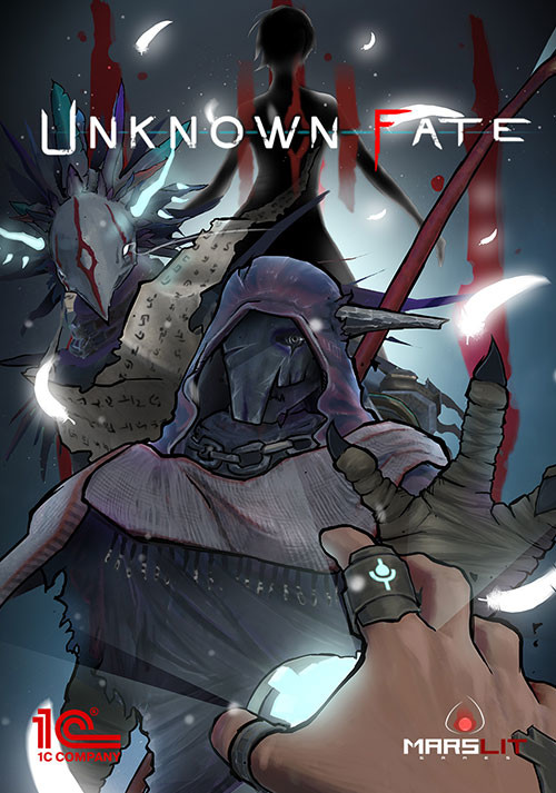 Unknown Fate - Cover