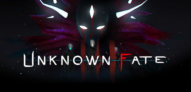 Unknown Fate - Cover / Packshot