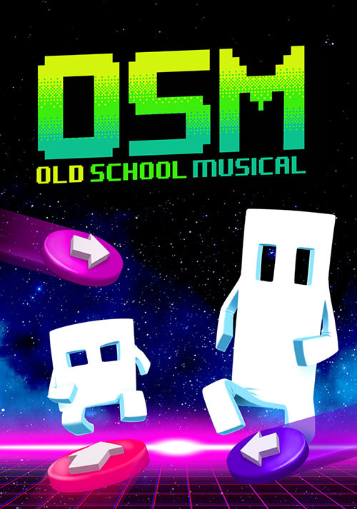 Old School Musical - Cover / Packshot
