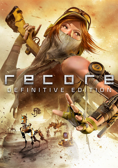 ReCore: Definitive Edition - Cover