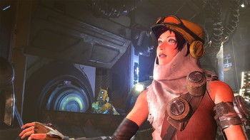 Screenshot2 - ReCore: Definitive Edition