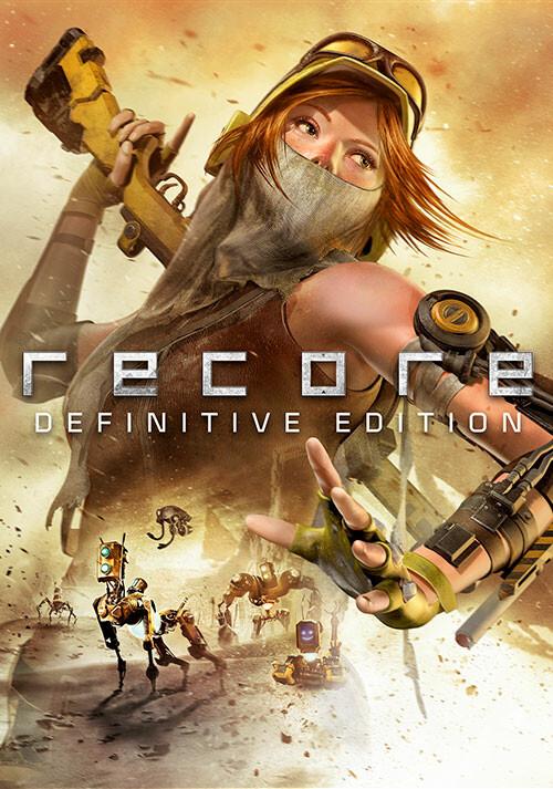 ReCore: Definitive Edition - Cover