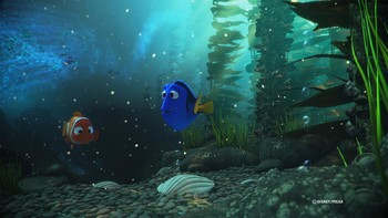 Screenshot1 - RUSH: A Disney • PIXAR Adventure