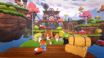 Screenshot6 - Super Lucky's Tale