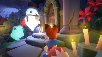 Screenshot1 - Super Lucky's Tale