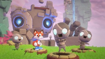 Screenshot2 - Super Lucky's Tale