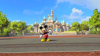 Screenshot1 - Disneyland Adventures