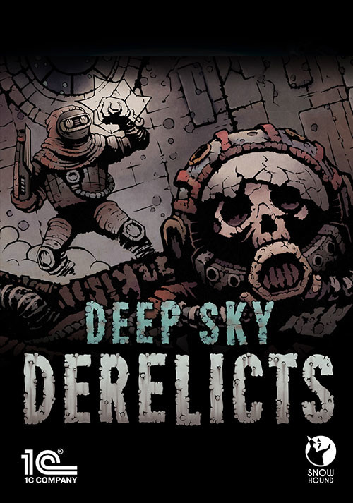 Deep Sky Derelicts - Cover