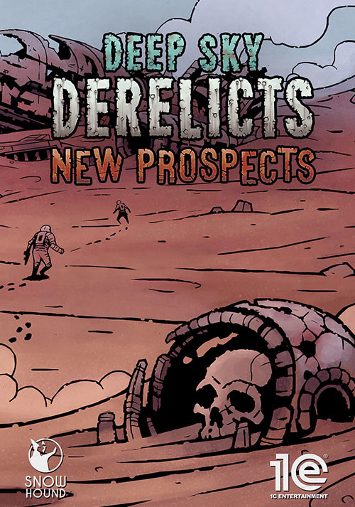 Deep Sky Derelicts: New Prospects - Cover