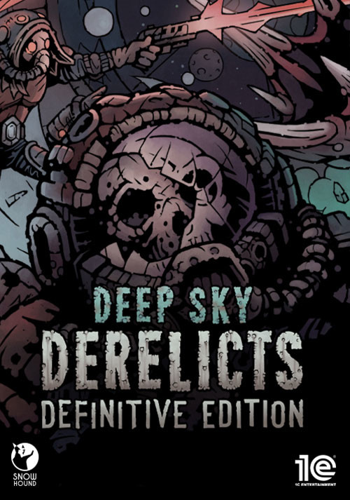 Deep Sky Derelicts: Definitive Edition - Cover / Packshot