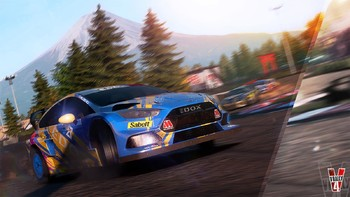 Screenshot1 - V-Rally 4