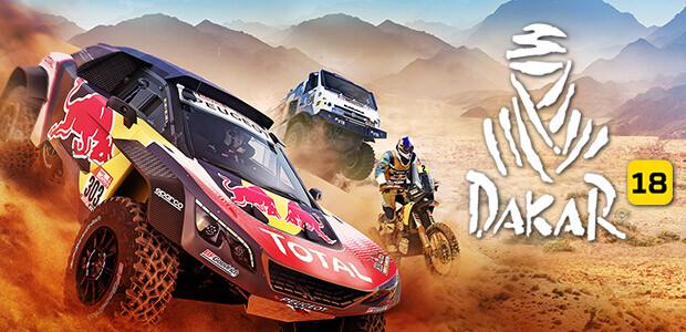 Dakar 18 - Cover / Packshot