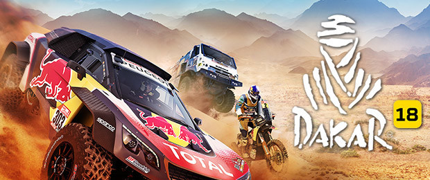 Dakar 18 launch trailer races in ahead of the release later today!