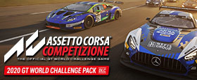 Assetto Corsa Competizione - 2020 GT World Challenge Pack