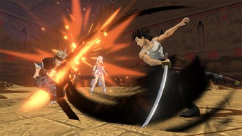 Screenshot2 - BLACK CLOVER: QUARTET KNIGHTS
