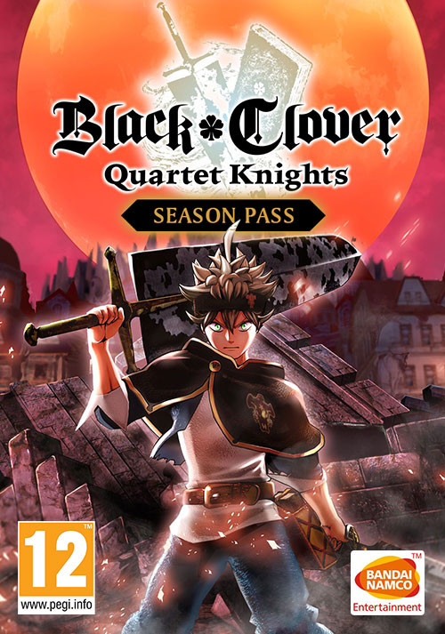 BLACK CLOVER: QUARTET KNIGHTS Season Pass - Cover / Packshot