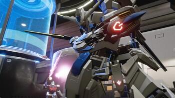 Screenshot1 - New Gundam Breaker