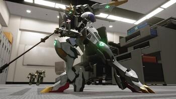 Screenshot2 - New Gundam Breaker